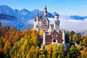 รับทำวีซ่าเยอรมัน ปราสาท