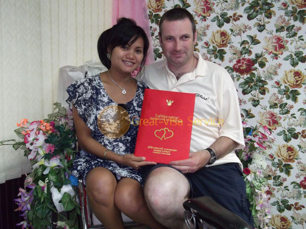 รูปตัวอย่างลูกค้าที่บริการ รับจดทะเบียนสมรส 44