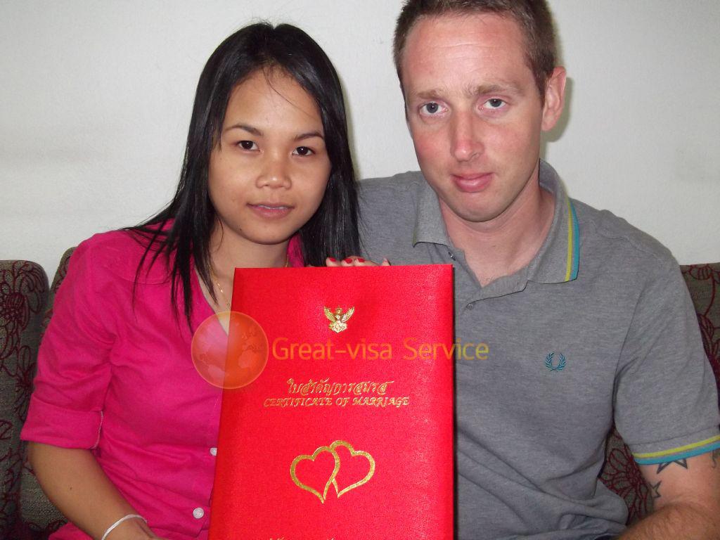 รูปตัวอย่างลูกค้าที่บริการ รับจดทะเบียนสมรส 41