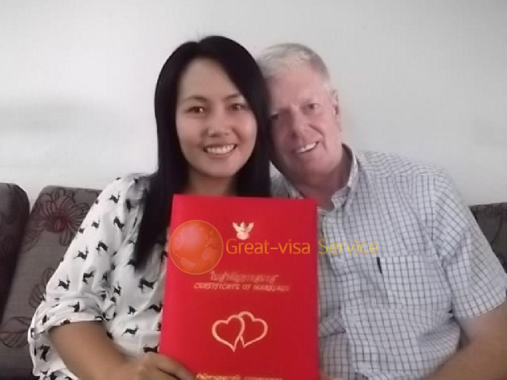 รูปตัวอย่างลูกค้าที่บริการ รับจดทะเบียนสมรส 28