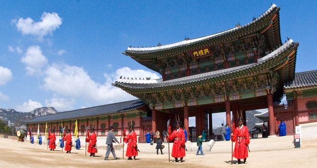 รับทำวีซ่าเกาหลี-วังเกาหลี